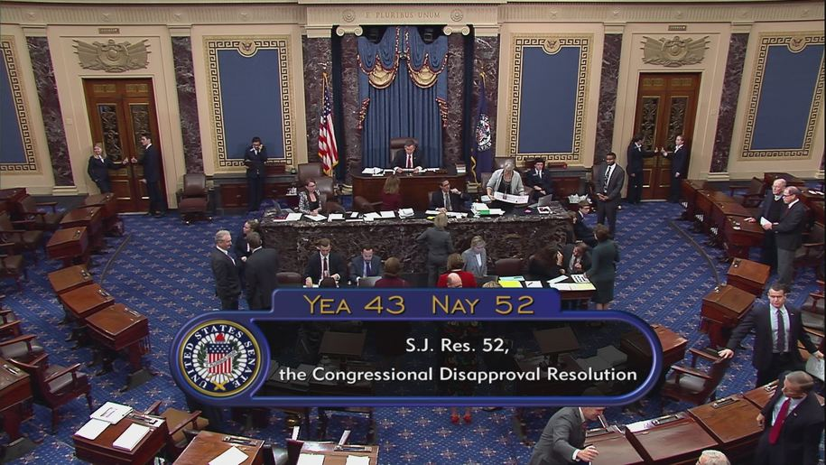 Senate GOP votes to allow insurers to discriminate against people with pre-existing conditions