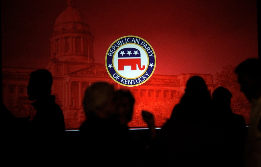 Kentucky Republicans taking steps to outright steal governor's election they just lost