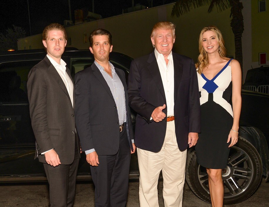 In new book, Trump Jr. compares his family's 'sacrifices' with veterans buried at Arlington Cemetery