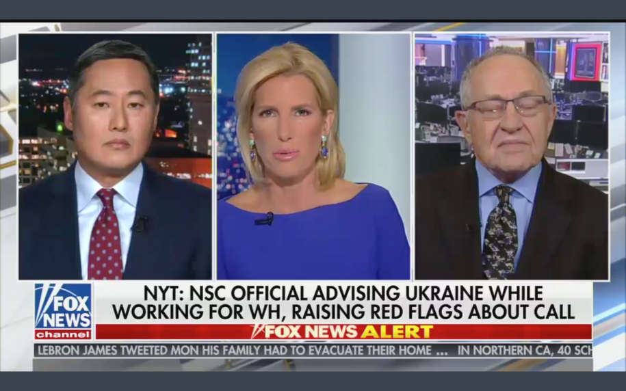 Ukraine floodgates open and Fox News tries to discredit everyone—but it won't work