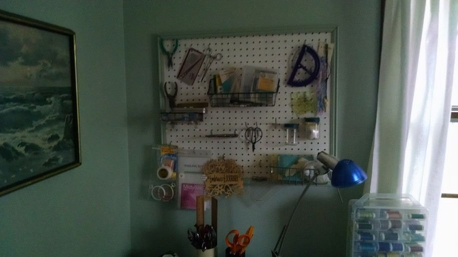 WAYWO: CRAFTING A SMALL CRAFT ROOM
