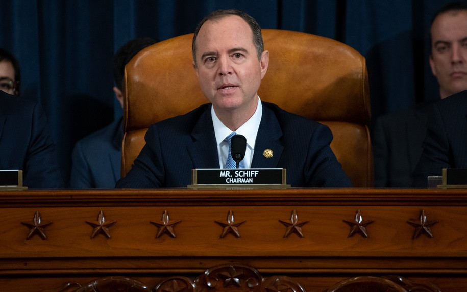 Schiff: Republicans aren't bothered by Trump's wrongdoing, but upset that 'he got caught'