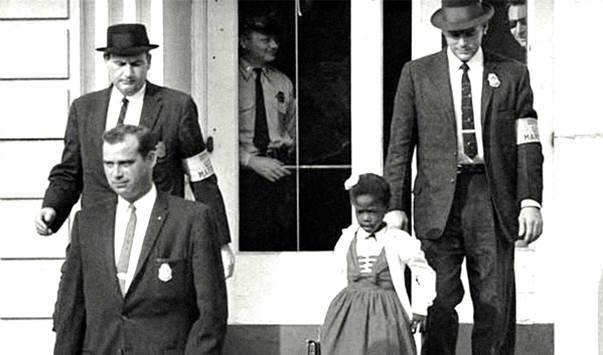Ruby Bridges went to School and Taught the Nation about Integration
