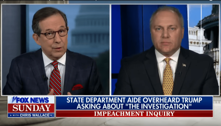 Fox News host surprises GOP by dismantling Republican defense of Trump's impeachable Ukraine call