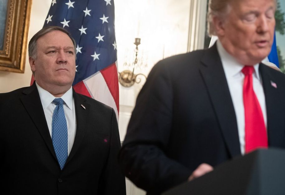 Mike Pompeo lied about NPR interview with Mary Louise Kelly—and there's proof
