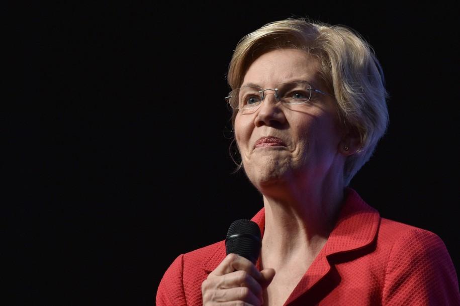 Big bank explains in great detail why Elizabeth Warren scares big banks
