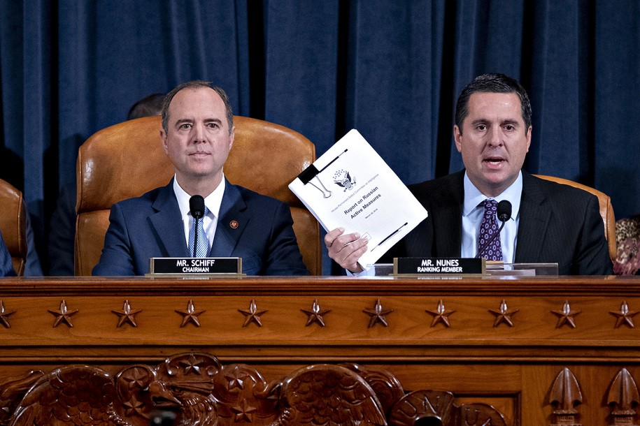 House Intelligence Report on the Impeachment Inquiry is definitive, detailed, and uttering damning