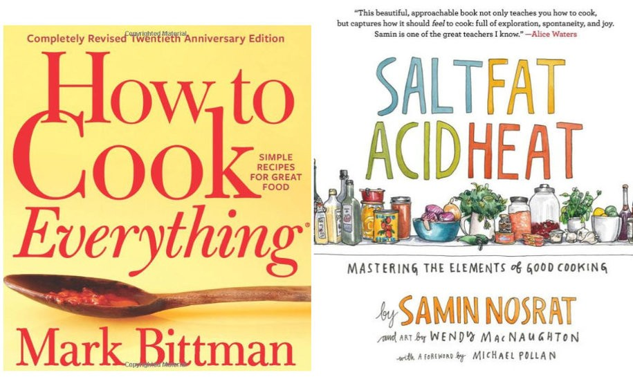 What's your favorite cookbook? Here are some of ours