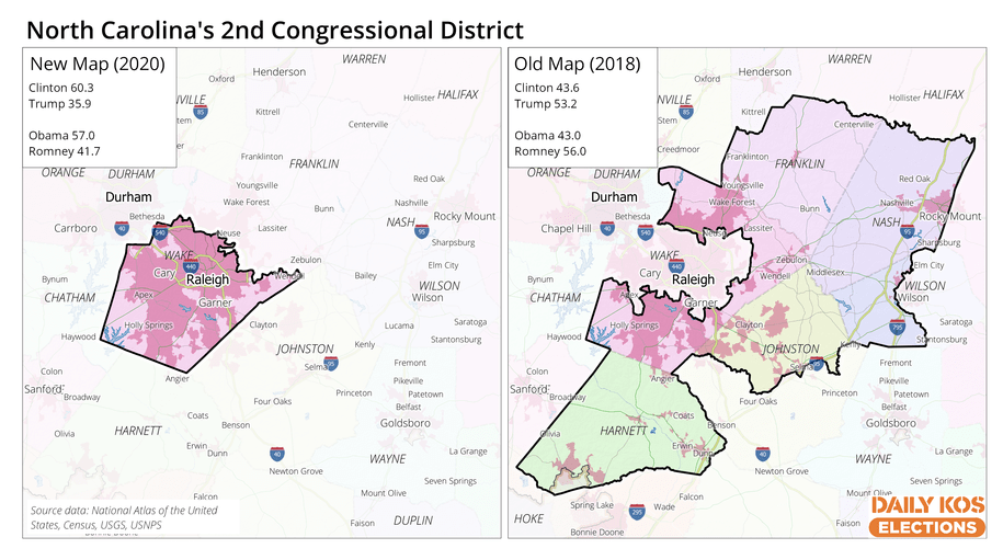 House Republican who won due to gerrymandered district bails now that it's un-gerrymandered