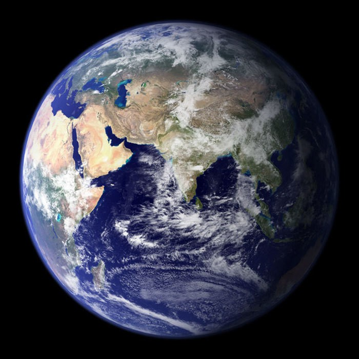 IAN: 12/07/19: Putting Earth in Perspective