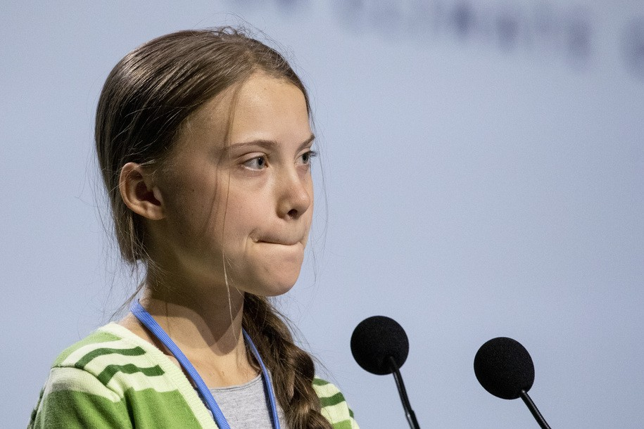 After 73-year-old Trump bullied 16-year-old Thunberg on Twitter, she once again made a fool of him