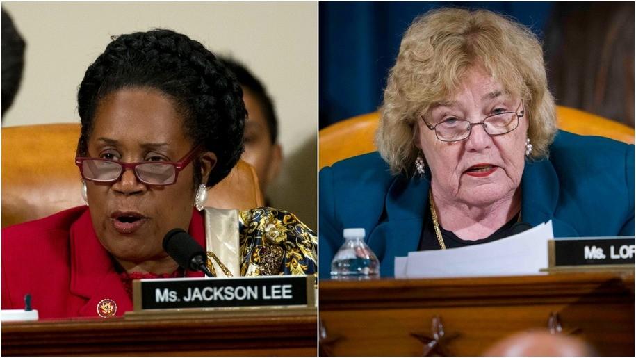 Democrats argue Trump impeachment offense far graver abuse of power than Clinton 'lying about sex'