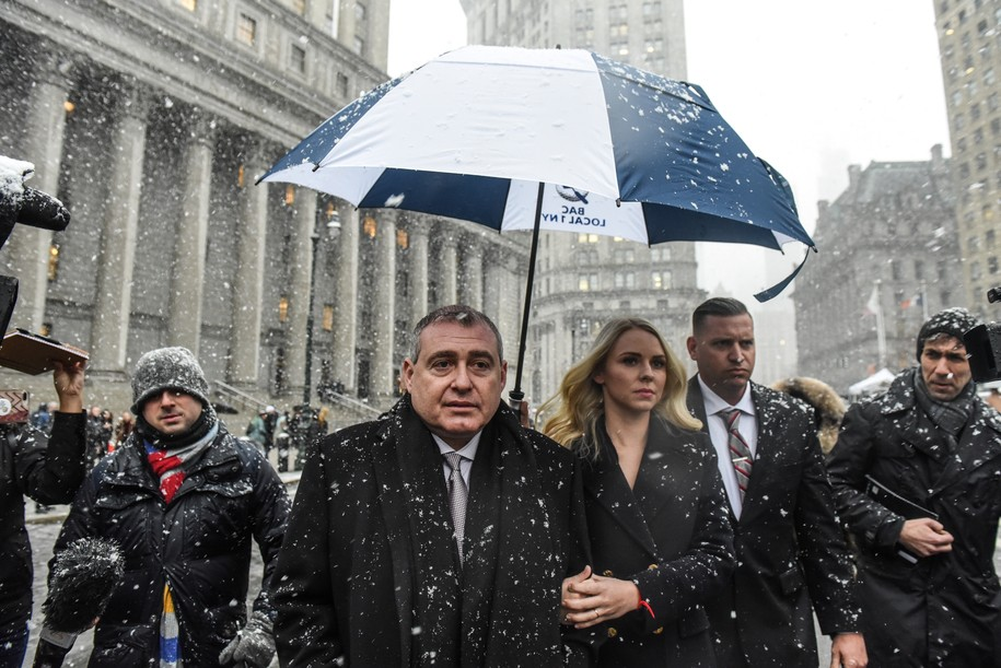 Prosecutors seek to revoke bail of GOP insider Lev Parnas after $1M payment from Russia discovered