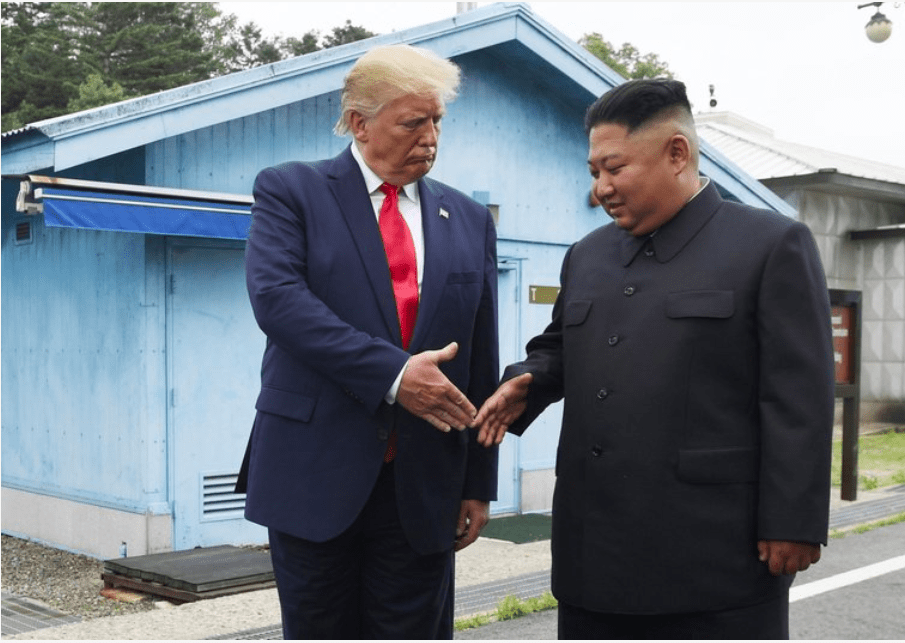 Trump and Kim love notes: deep special friendship between us will work as a magical force