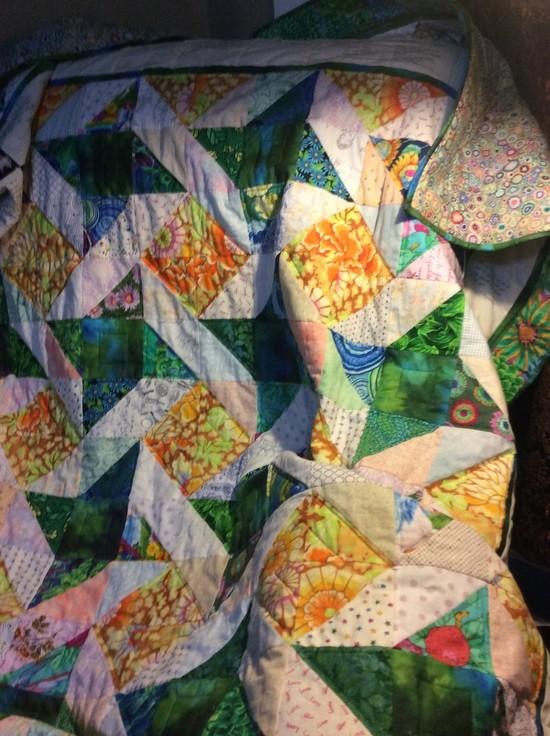 Dixiecollie's community quilt