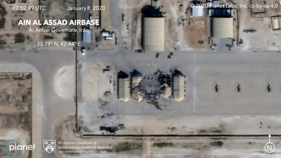 Jennifer Griffin @JenGriffinFNC Pentagon believes there was a political decision taken in Tehran NOT to kill Americans - that is why target at Al Asad chosen - large base with a lot of empty space. Even within that target, the Iranians chose to hit dirt rather than runways etc so as not to escalate militarily.
