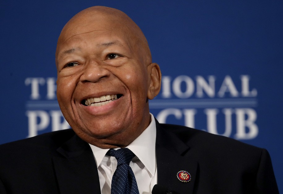 Rep. Elijah Cummings wanted $1 million in reelection funds sent to youth programs after his death
