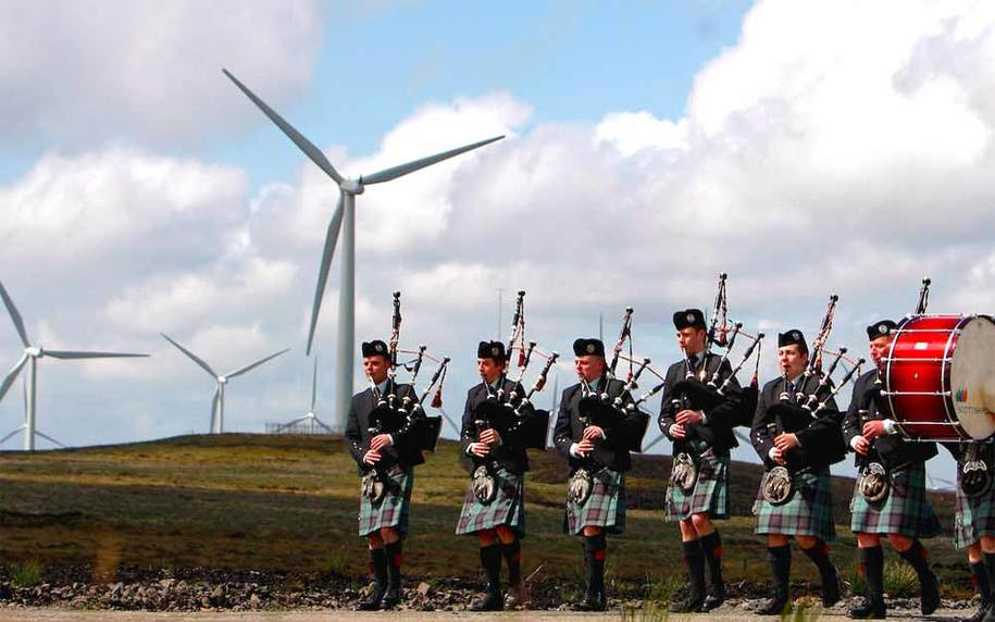 Renewable Friday: Scotland to Reach 100% Renewable Energy This Year