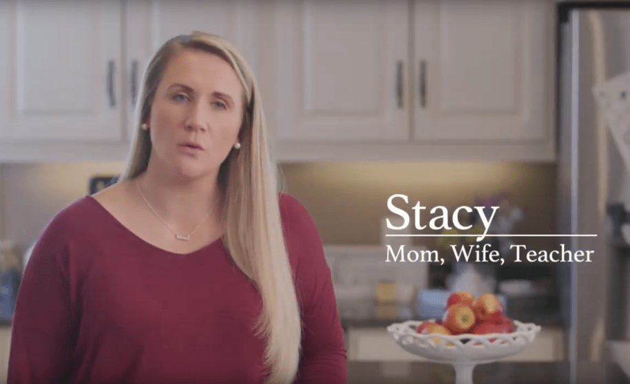 Republican super PAC caught using the same 'local woman' in ads attacking Democrats in 8 states