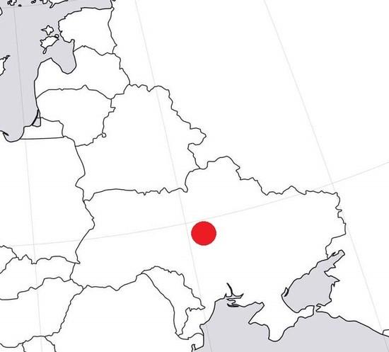 Finding Ukraine On A Map Update Pompeo Statement