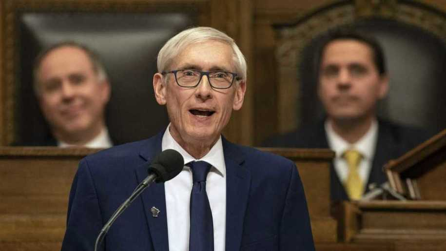 Gov. Tony Evers (D. WI) Teams Up With DFA In The Fight To End GOP Gerrymandering In Wisconsin