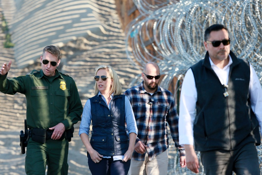 Border Patrol's incoming chief was also a member of racist and violent Facebook group