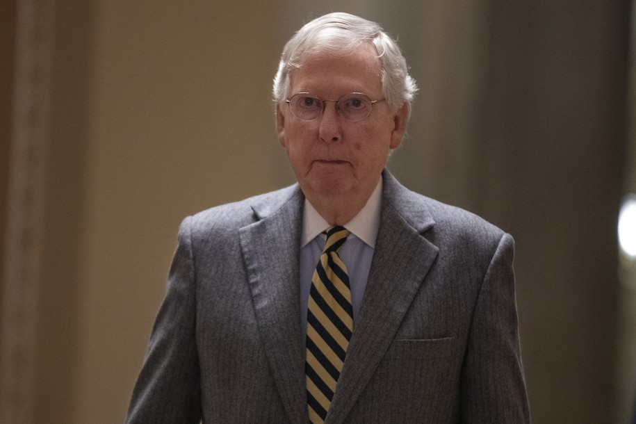 Moscow Mitch makes it clear with opposition to prescription drug pricing bill—Mitch comes first