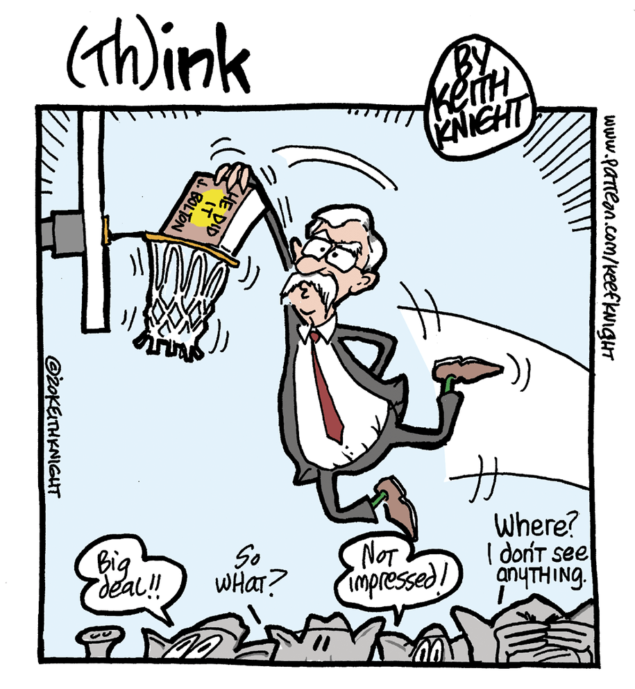 Cartoon: Slam Dunk