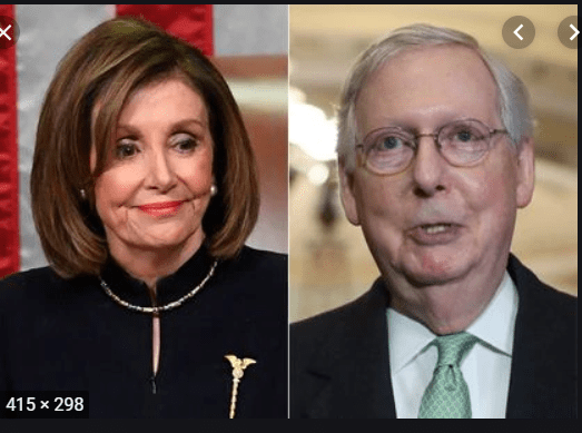 TODAY IN CONGRESS: Pelosi Succeeds in Dragging McConnell into Another Corona Virus Relief Bill!