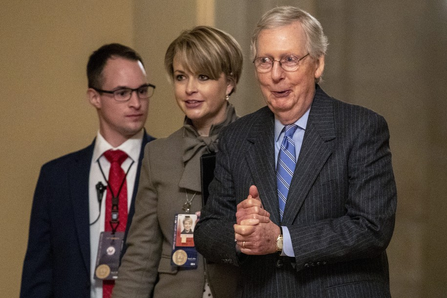 Moscow Mitch makes clear the 395 House-passed bills are dead, but they're alive for the election