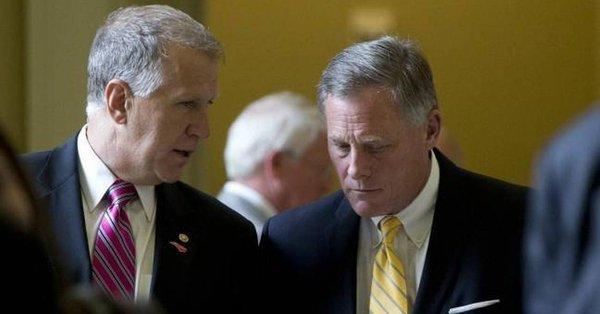 North Carolina Open Thread: Our Senators