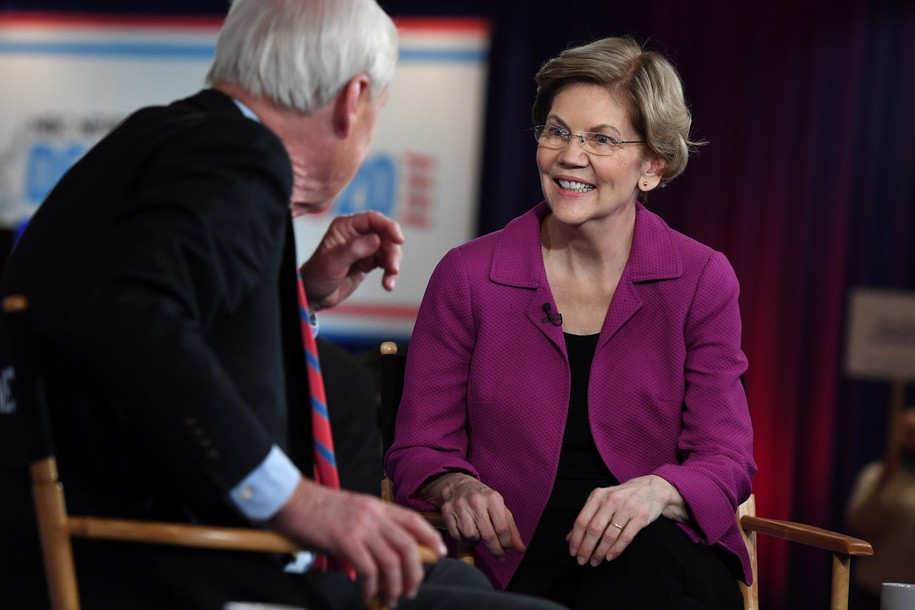 Eight takeaways from the Nevada Democratic primary debate (No. 1: Warren won)