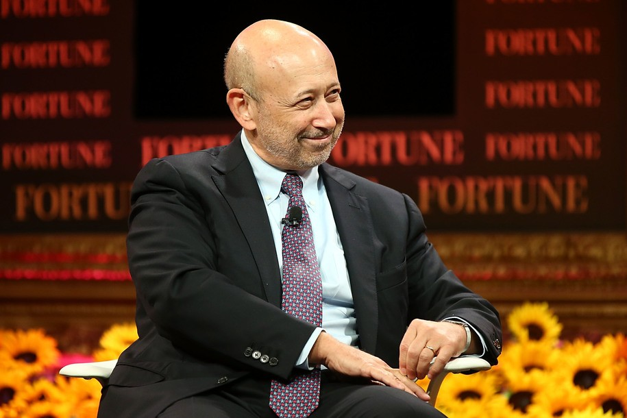 Goldman Sachs anti-Trump chairman says he may vote for Trump after all ... because business