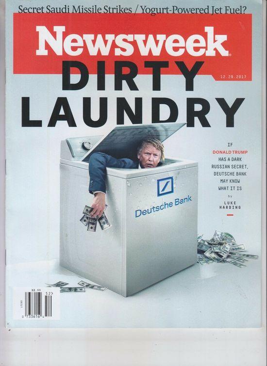 Trump dirty laundry