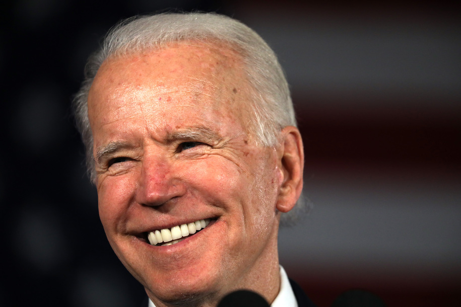 Biden is crushing Trump in key swing-state ad spending