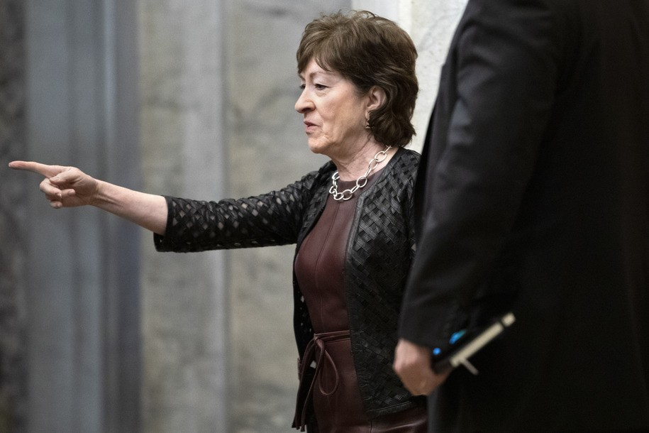 Collins' awful provision in the Senate coronavirus bill harms the health care support community