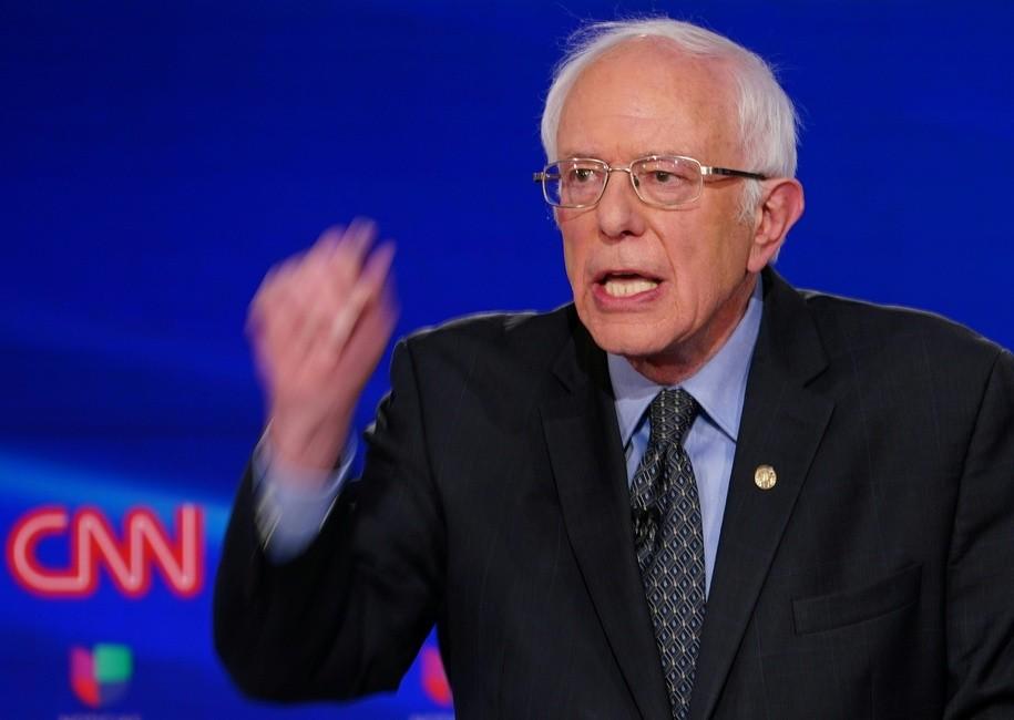 30% Bernie's Dangerous Delusion