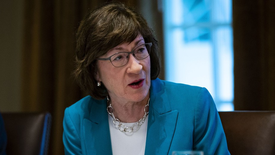 "ME-Sen: The New Republic, ""How the Media Created the 'Moderate' Susan Collins (R)"""
