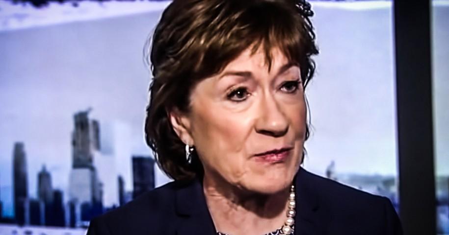 "ME-Sen: ""Susan Collins' (R) Obama-Era Vote Against Pandemic Funding Comes Back to Haunt Her"""