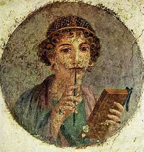 Another poetic companion for a time of social isolation: Sappho
