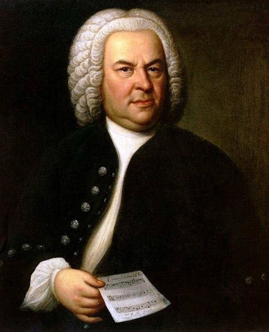 Morning Music: J.S. Bach