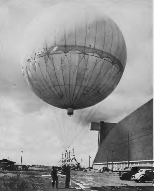 A reinflated fugo balloon