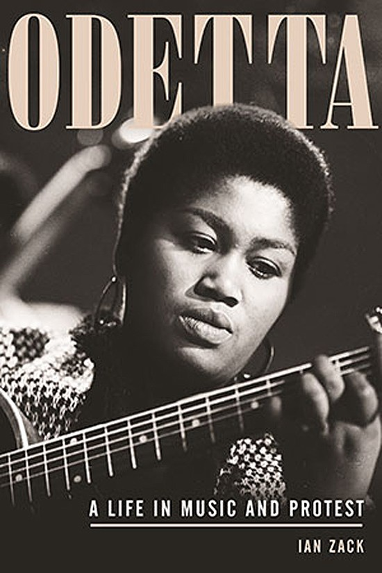 Bookcover: Odetta A Life in Music and Protest