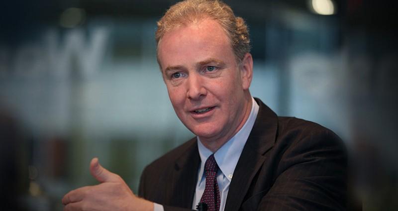 CO-Sen: Sen. Chris Van Hollen (D. MD) Helps John Hickenlooper (D) End Moscow Mitch's Majority