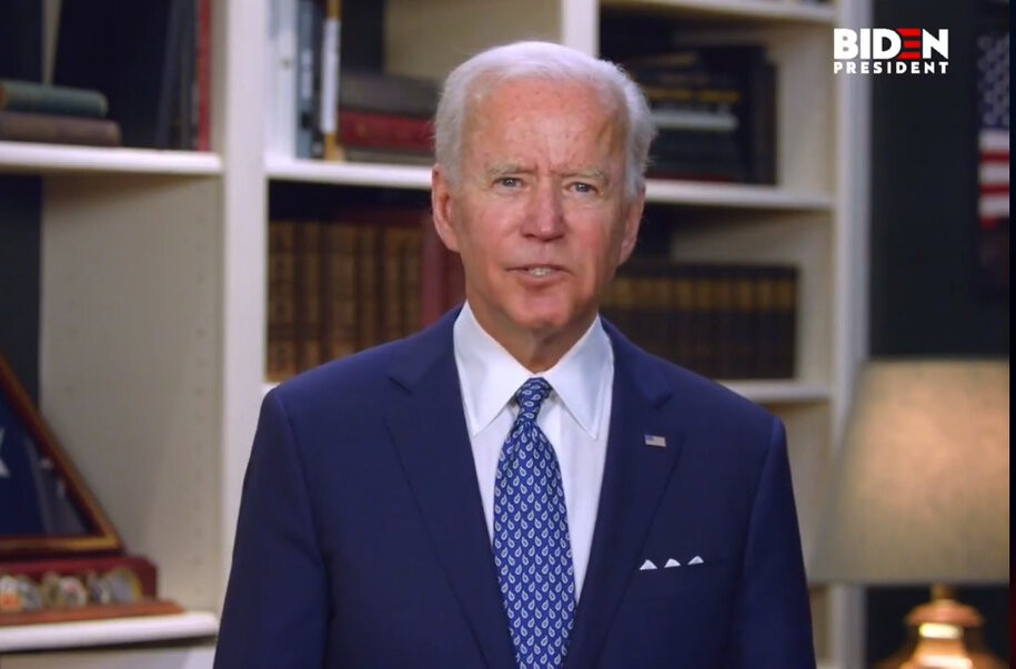 Joe Biden has an actual plan for handling COVID-19, and he's offering it to the nation right now