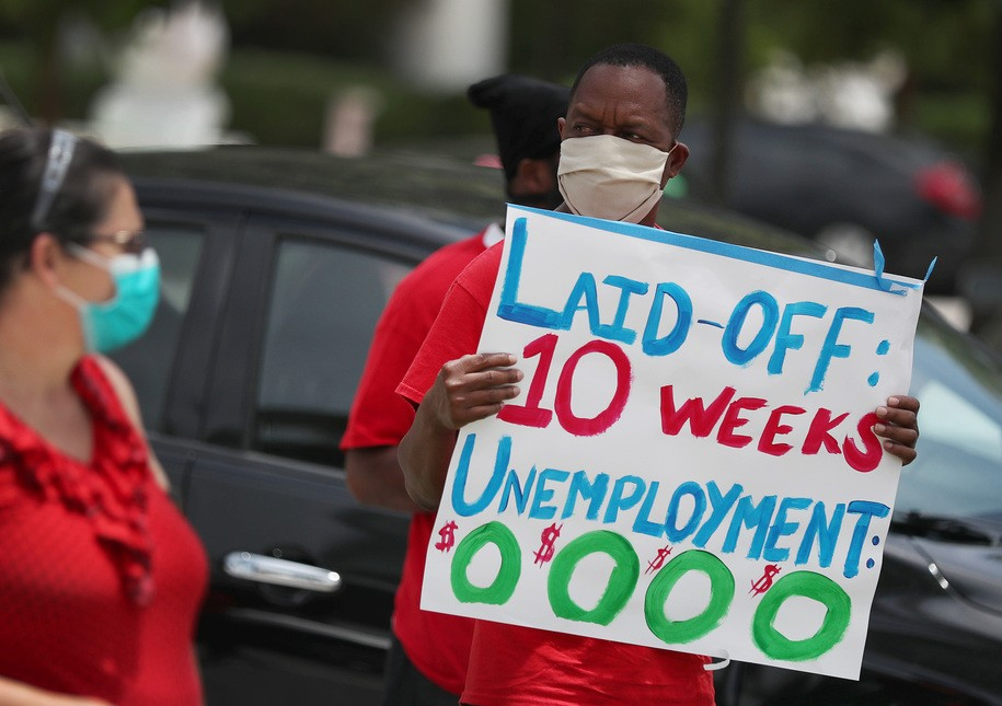 Trump's unemployment insurance proposal is even stingier than expected
