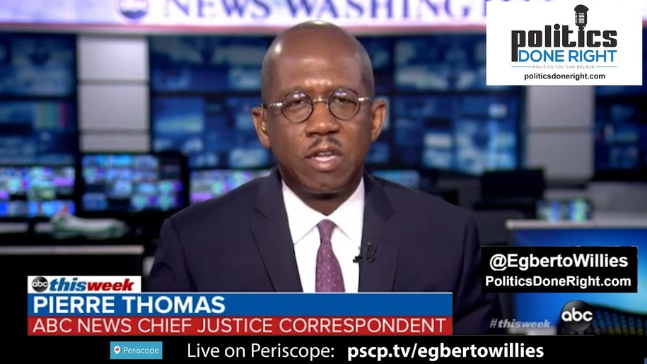 Mainstream media correspondent fed up, calls out racism live