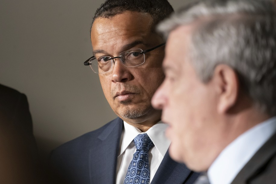 State Attorney General Keith Ellison will oversee case against police in George Floyd's killing