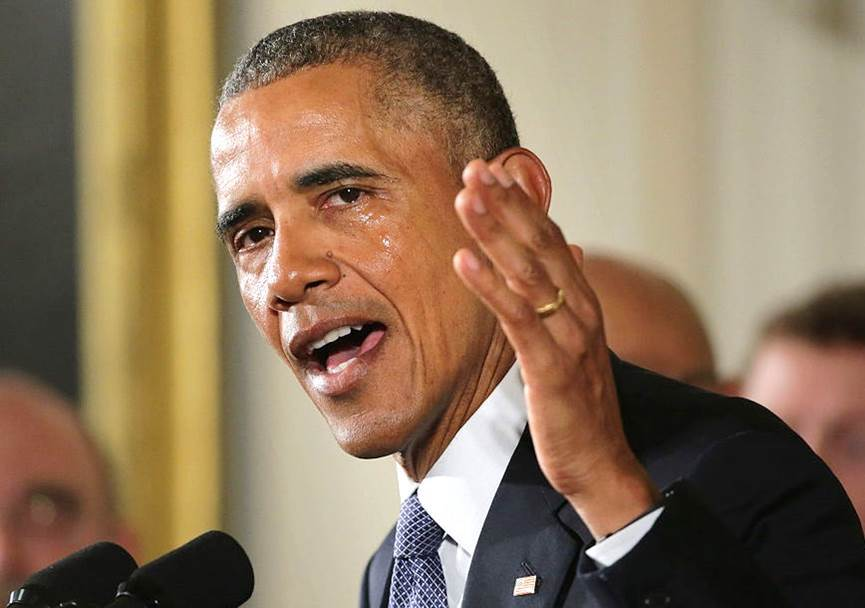 Obama: How to Make this Moment the Turning Point for Real Change