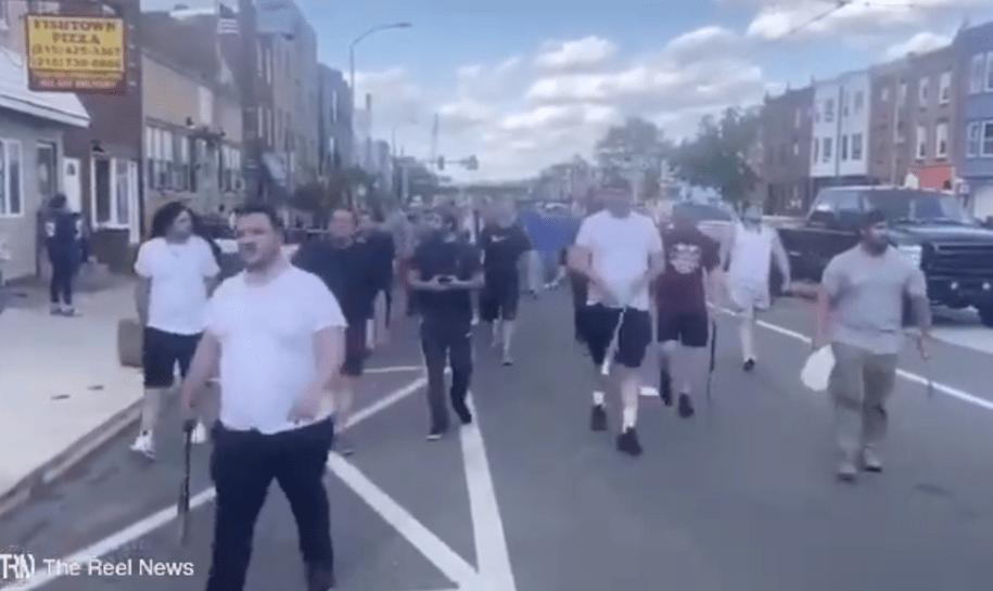 Public radio producer beaten by white vigilante group in Philadelphia